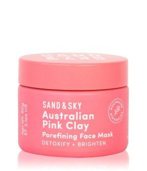 Sand & Sky Australian Pink Clay   Gesichtsmaske für Damen und Herren