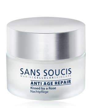 Sans Soucis Anti Age Repair Kissed by a Rose Nachtcreme für Damen und Herren