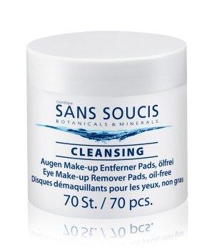 Sans Soucis Cleansing Pads Augenmake-up Entferner für Damen
