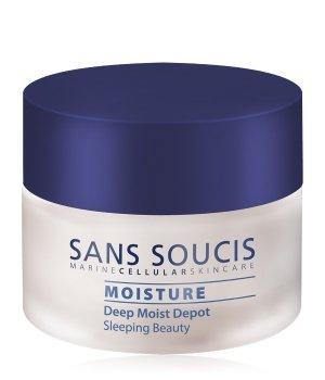 Sans Soucis Moisture Deep Moist Depot Nachtcreme für Damen und Herren