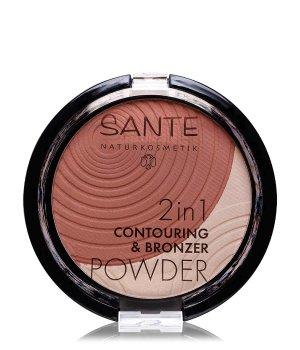 Sante 2in1 Contouring & Bronzer  Bronzingpuder für Damen
