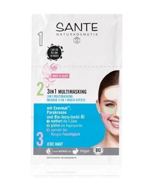 Sante 3in1 Multimasking  Gesichtsmaske für Damen
