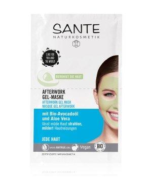 Sante Afterwork Gel Gesichtsmaske für Damen