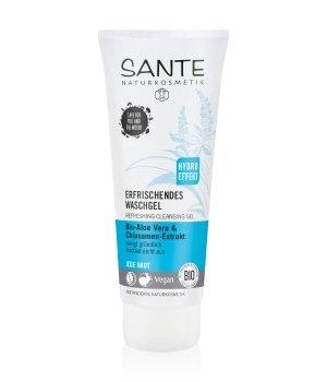 Sante Bio-Aloe Vera & Chiasamen -Extrakt  Reinigungsgel für Damen