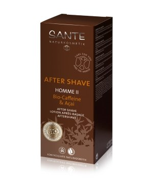 Sante Bio-Caffeine & Acai  After Shave Lotion für Herren