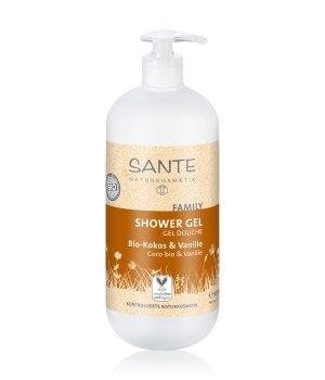 Sante Bio-Kokos & Vanilla  Duschgel für Damen und Herren