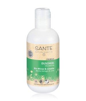 Sante Bio-Minze & Limette  Duschgel für Damen und Herren