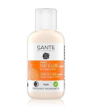 Sante Bio-Orange & Kokos Family Kraft & Glanz Shampoo Haarshampoo Unisex