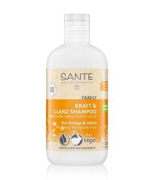 Sante Bio Orange & Kokos Glanz Haarshampoo für Damen und Herren