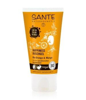 Sante Bio-Orange & Mango Happiness Duschgel für Damen und Herren