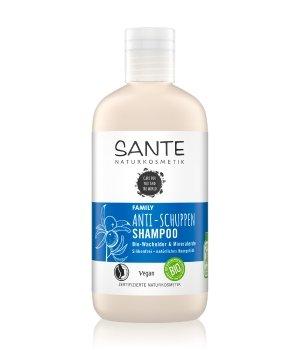 Sante Bio-Wacholder & Mineralerde Family Anti-Schuppen Haarshampoo für Damen