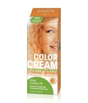 Sante Color Cream Cognac Blonde Haarfarbe für Damen und Herren