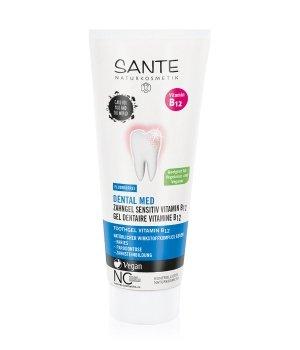 Sante Dental Med Vitamin B12 Fluoridfrei Zahnpasta für Damen und Herren