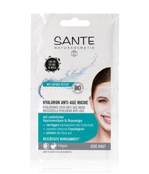 Sante Hyaluron Anti-Age  Gesichtsmaske für Damen