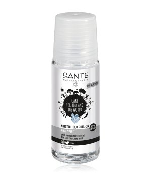 Sante Kristall Pure Spirit Deodorant Roll-On für Damen