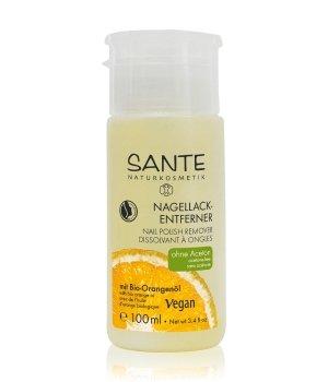 Sante Nägel Bio-Orangenöl Nagellackentferner für Damen