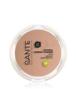 Sante Natural Compact Powder Mineral Make-up für Damen