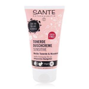 Sante Tonerde Sensitive Duschcreme für Damen und Herren