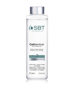 SBT Celldentical Mizellenlösung Reinigungslotion für Damen und Herren
