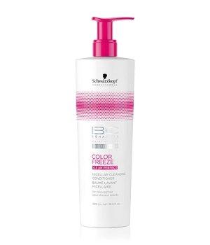 Schwarzkopf BC Bonacure Color Freeze Micellar Cleansing Conditioner für Damen und Herren