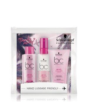 Schwarzkopf BC Bonacure Color Freeze Travel Kit Haarpflegeset für Damen und Herren