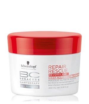 Schwarzkopf BC Bonacure Repair Rescue Aufbau Tiefenpflege  Haarkur für Damen und Herren