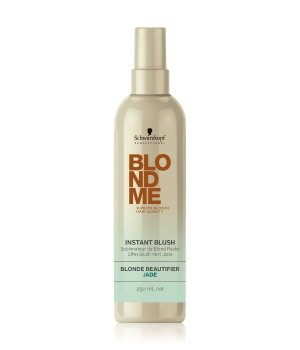 Schwarzkopf BlondMe Instant Blush Jade Haarfarbe für Damen und Herren