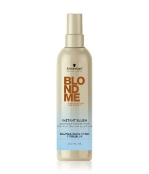 Schwarzkopf BlondMe Instant Blush Stahlblau Haarfarbe für Damen und Herren