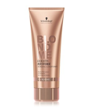 Schwarzkopf BlondMe Keratin Restore Bonding Conditioner für Damen