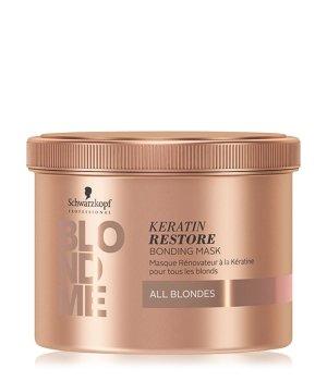 Schwarzkopf BlondMe Keratin Restore Bonding Mask Haarkur für Damen