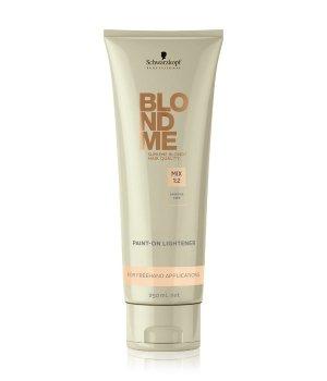 Schwarzkopf BlondMe Paint-On Lightener  Haarfarbe für Damen und Herren