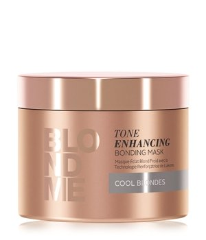 Schwarzkopf BlondMe Tone Enhancing Bonding Mask Cool Blondes Haarkur