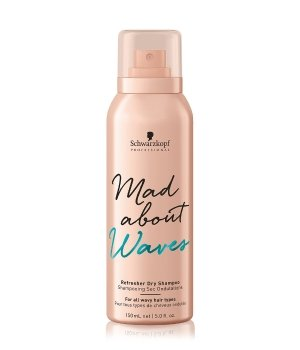 Schwarzkopf Professional Mad About Waves Refresher Dry Trockenshampoo für Damen
