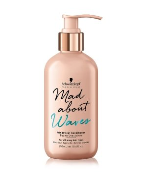 Schwarzkopf Professional Mad About Waves Windswept Conditioner für Damen