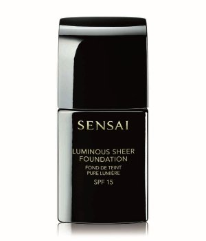 Sensai Foundations Luminous Sheer Creme Foundation für Damen