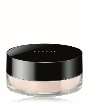 Sensai Foundations Translucent Loose Powder Fixierpuder für Damen
