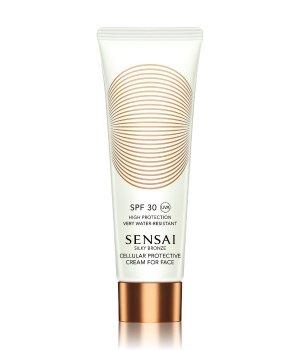 Sensai Silky Bronze Cellular Protective Cream Face SPF 30 Sonnencreme Unisex