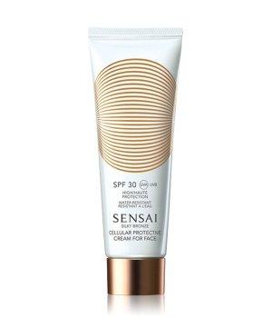 Sensai Silky Bronze Cellular Protective Face SPF 30 Sonnencreme für Damen