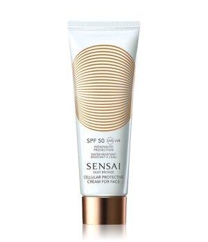 Sensai Silky Bronze Cellular Protective Face SPF 50 Sonnencreme für Damen