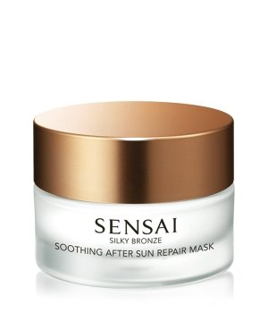 Sensai Silky Bronze Soothing After Sun Gesichtsmaske für Damen