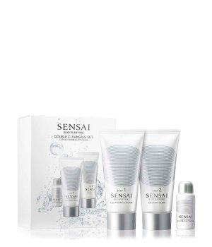 Sensai Silky Purifying Double Cleansing Set Gesichtspflegeset für Damen und Herren