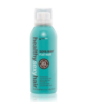 Sexyhair Healthy Soya Want Flat Hair Iron Hitzeschutzspray für Damen