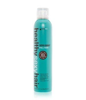 Sexyhair Healthy Soya Want Full Hair Firm Haarspray für Damen und Herren