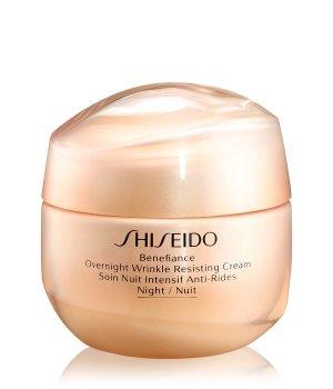 Shiseido Benefiance Overnight Wrinkle Resisting Nachtcreme für Damen