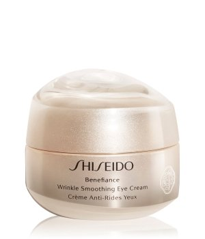 Shiseido Benefiance Wrinkle Smoothing Augencreme für Damen