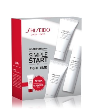 Shiseido Bio-Performance Simple Start to Fight Time Gesichtspflegeset für Damen