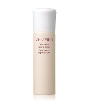 Shiseido Deodorants Deodorant Natural Spray Deospray für Damen