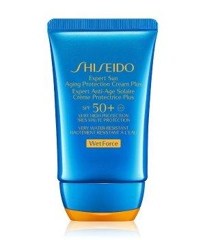 Shiseido Expert Sun Aging Protection Plus SPF 50 Sonnencreme für Damen und Herren