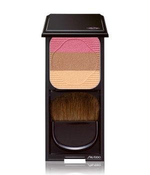 Shiseido Face Color Enhancing Trio Rouge für Damen