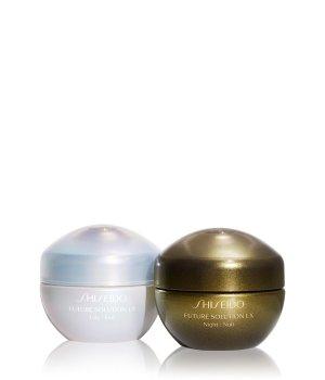 Shiseido Future Solution LX 10th Anniversary Gesichtspflegeset für Damen